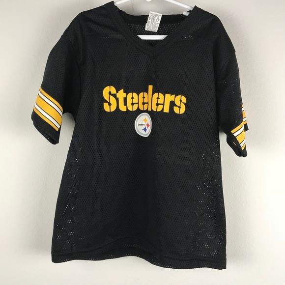 boys steelers jersey